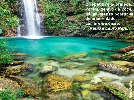 Frases: Cachoeira de Santa Bárbara